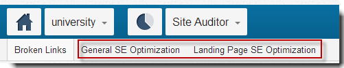 site-auditor-reports