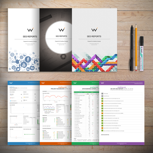 impress your client with professional marketing reports