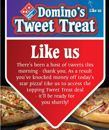 Domino's #letsdolunch