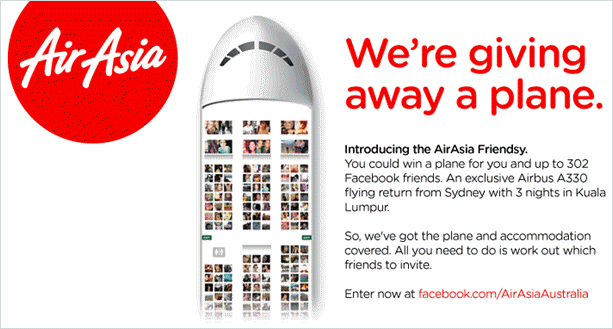 airasia-facebook-free-plane