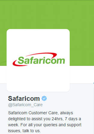 safaricom-twitter-cutomer-care
