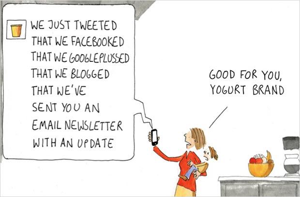 brands-on-social-media