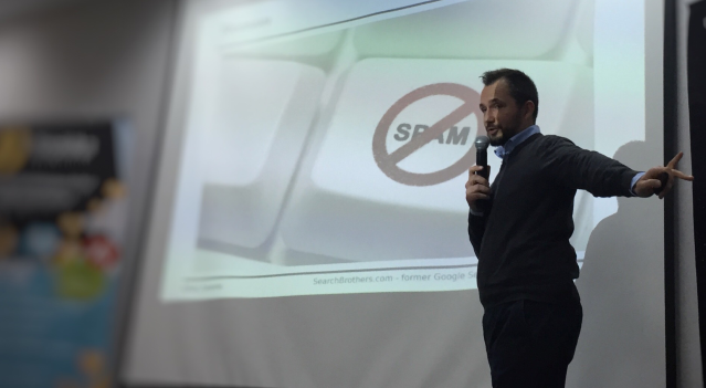 Kaspar Szymanski, SEO consultant specializing in Google penalty recovery assistance