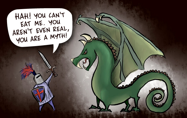 Link building myths and the danger they pose.