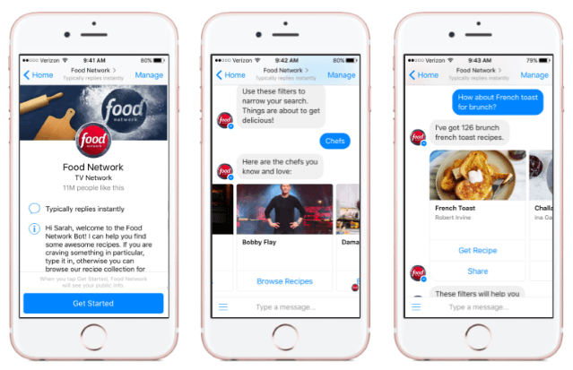 Chatbots, one of the latest social media marketing trends in 2018
