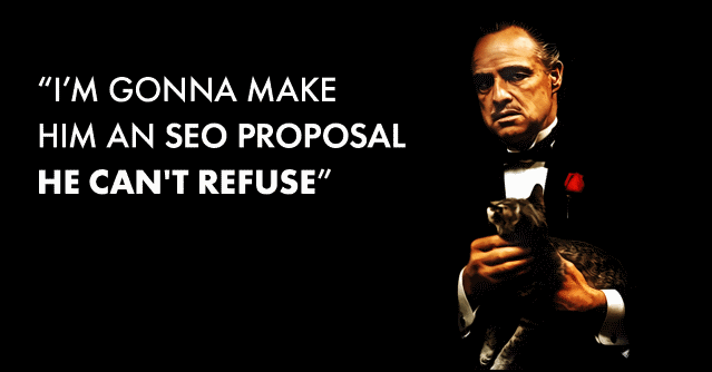How to make an SEO proposal template