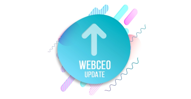 WebCEO Update: smart SEO tools for thorough website analyses