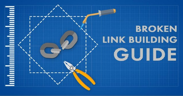 Broken link building: a step-by-step guide.