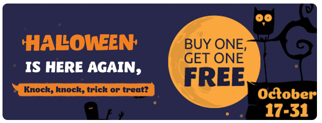 Take your Halloween SEO treat!
