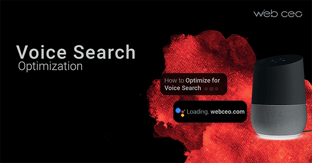 How to optimize websites for voice search