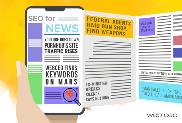 Step-by-step SEO guide for news websites.