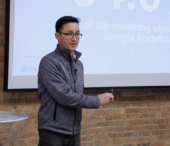 Andy Crestodina of Orbit Media.