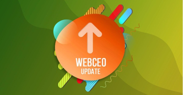 WebCEO update: new Solo plan and better SEO tools