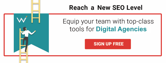 Sign up and get free SEO tools for your agency!