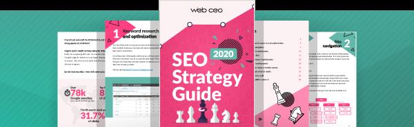 SEO Strategy Guide 2020
